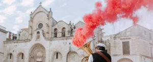 Cerimonia apertura Matera 2019 @ Matera