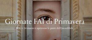 Giornate FAI di Primavera in Basilicata @ Basilicata