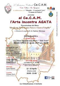 Presentazione libro Basilicata Terra Acqua fuoco e Cuore d'Argilla @ Marconia