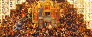Madonna della Bruna @ Matera