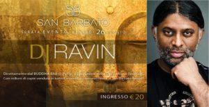 DJ Ravin @ San Barbato Resort Spa&Golf