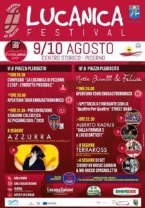 Lucanica Festival @ Picerno