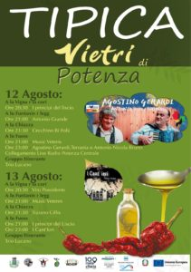 Tipica 2019 @ Vietri di Potenza