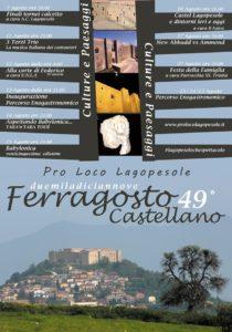 Ferragosto Castellano @ Castel Lagopesole