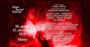 Open Sound Festival @ Matera