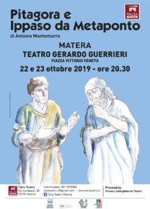 Pitagora e Ippaso da Metaponto @ Matera