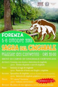 Sagra del Cinghiale @ Forenza