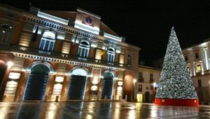 Natale della città verticale @ Potenza
