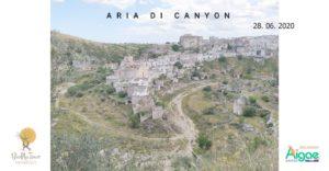 Aria di Canyon @ Gravina di Ginosa