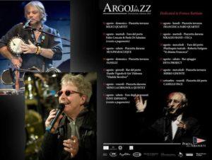 Argojazz 2021 @ Lido Macchia, Marina di Pisticci